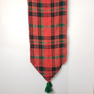 """Other - 4/20$ 76"""" Christmas holiday long wool checked"""